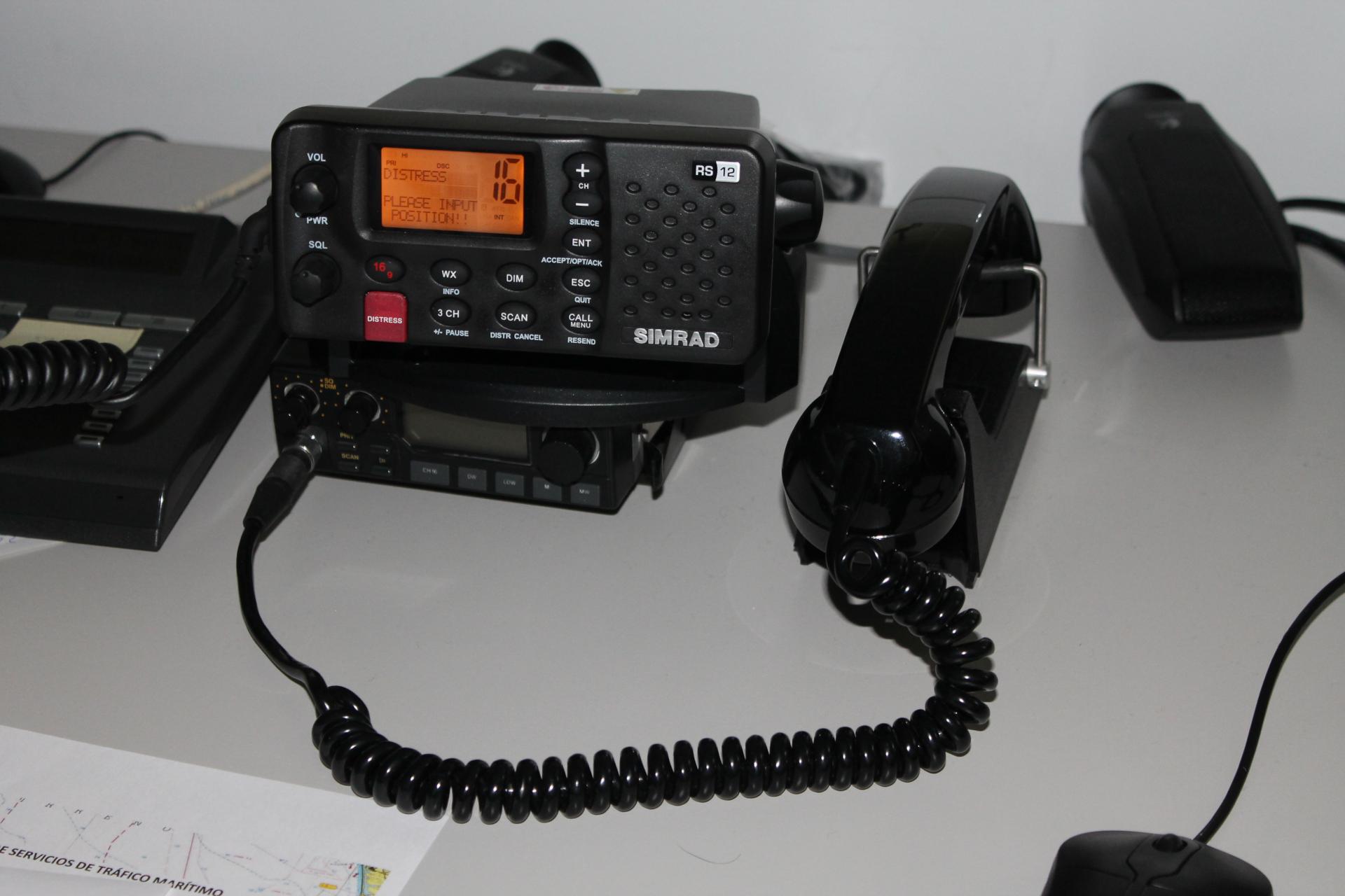 Comunicaciones VHF (IALA G-1132)