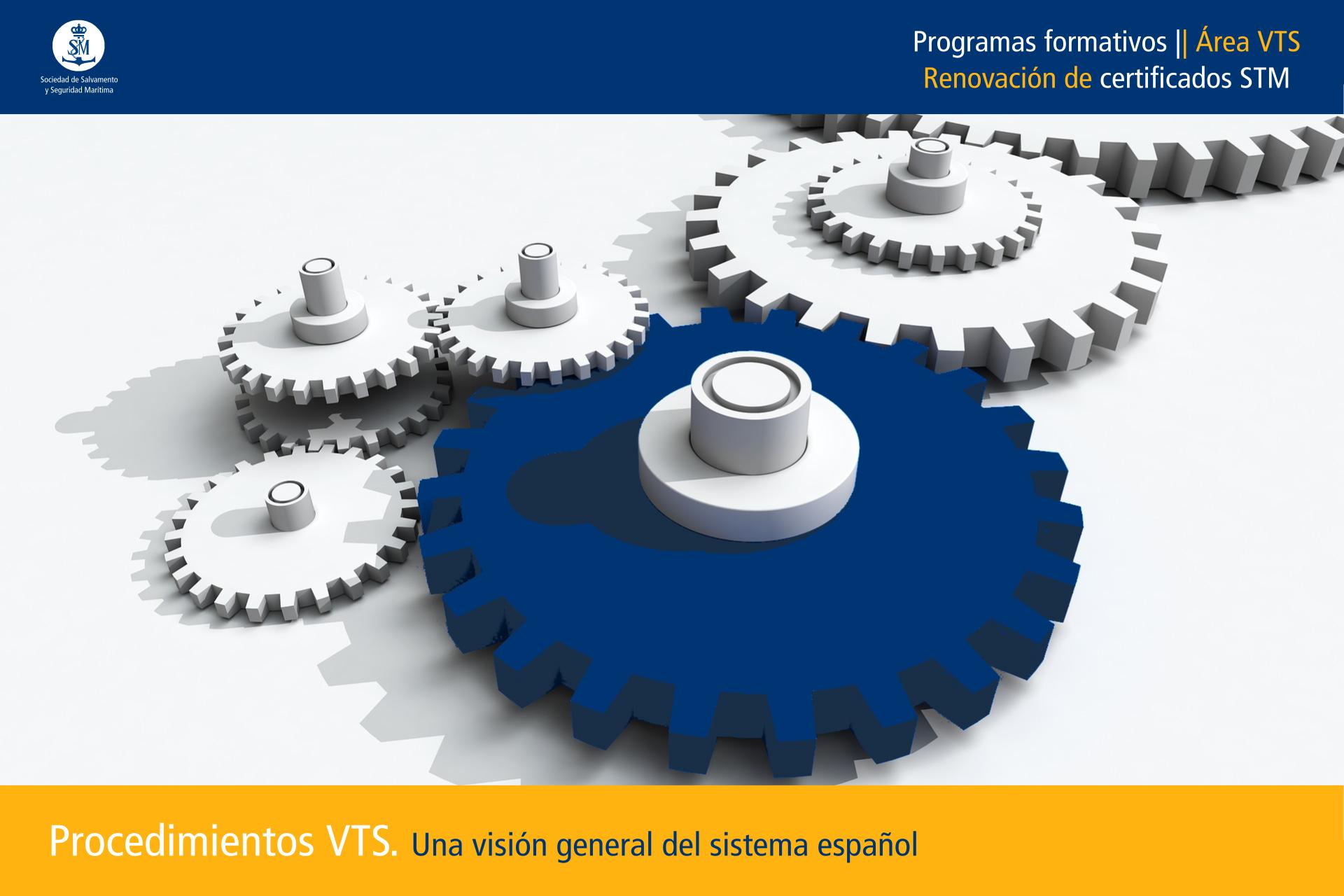 Procedimientos VTS. Una visión general del sistema español
