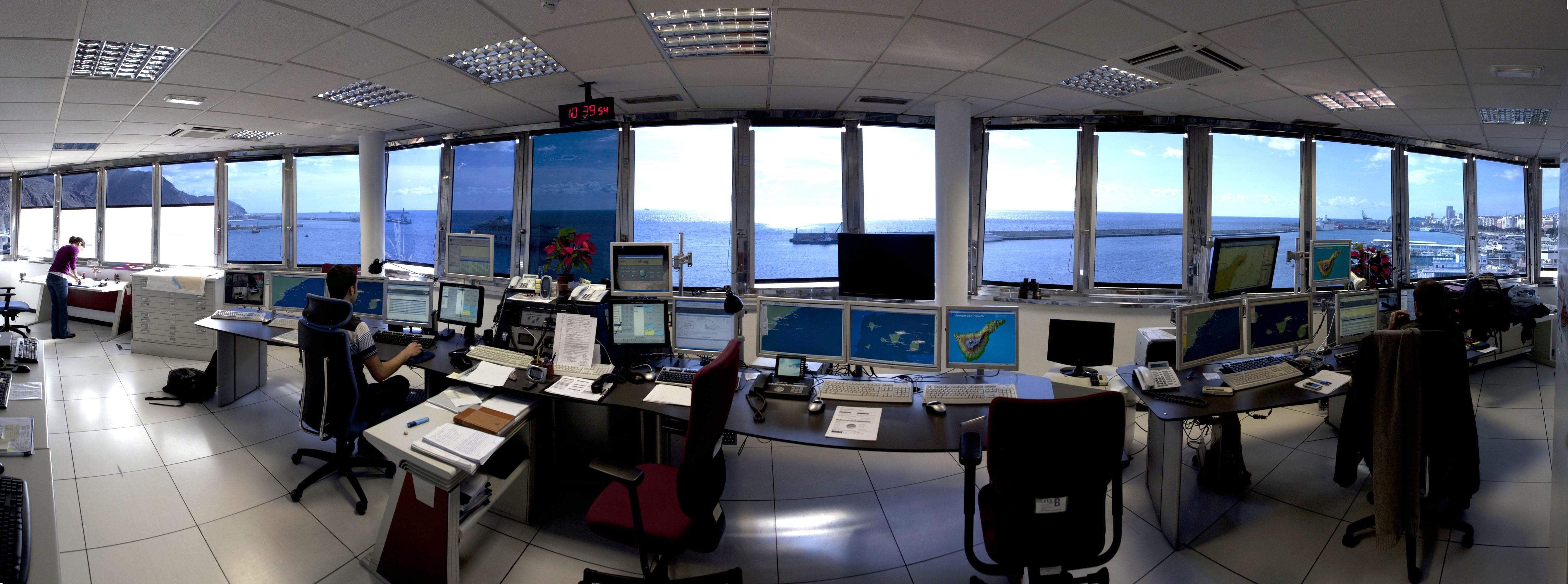 CSS Tenerife (Vista desde interior)