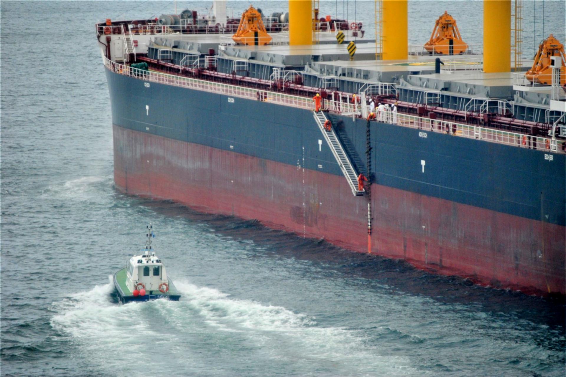 SMCP - Port Approach